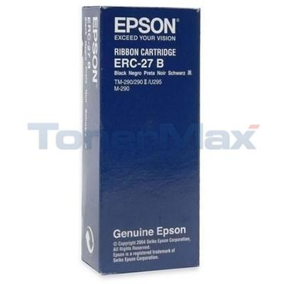 EPSON CTM290 RIBBON BLACK